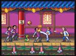 Kung Fu Master remake