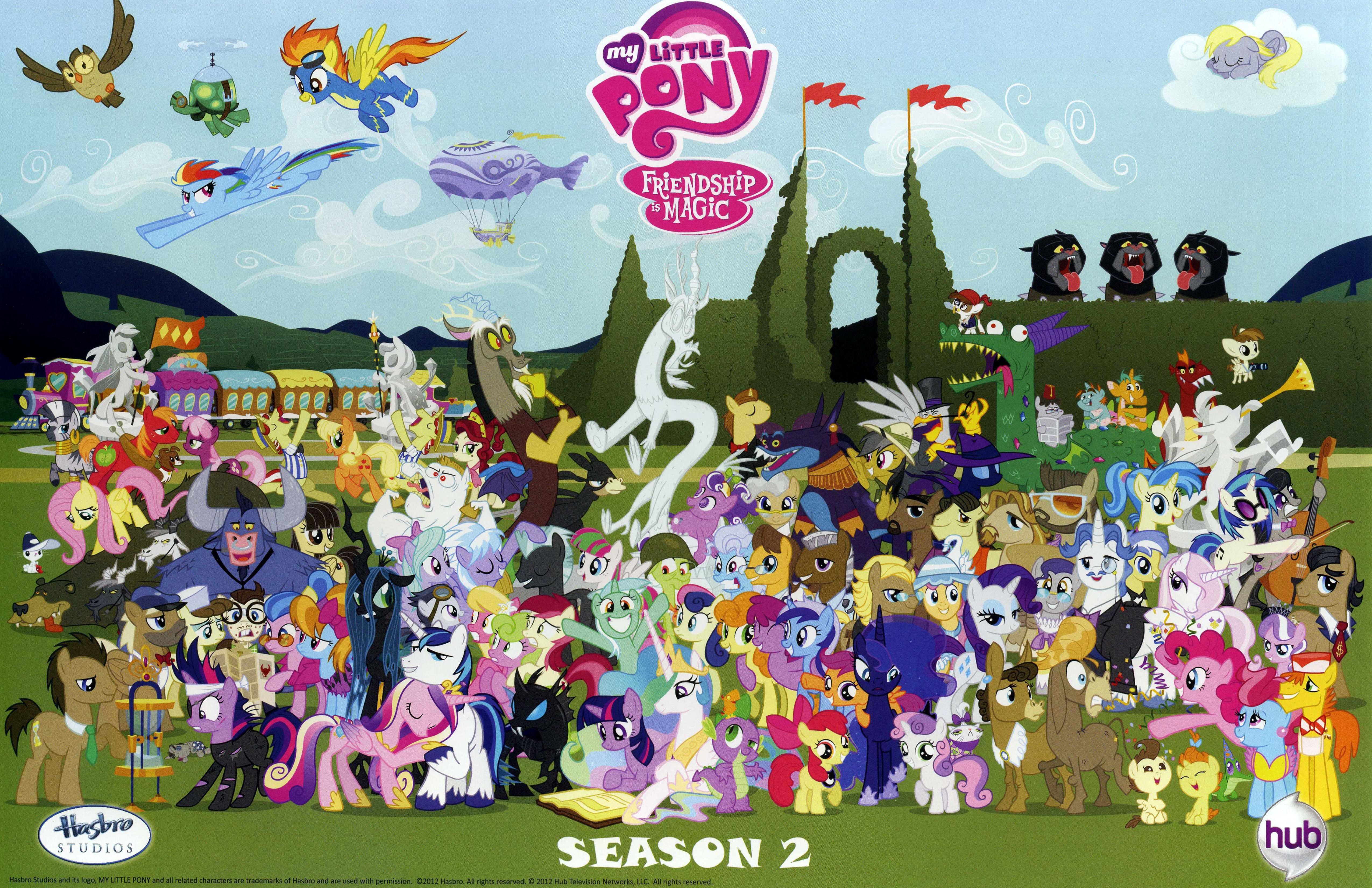 My Little Pony Friendship Is Magic Ho Yay Tv Tropes