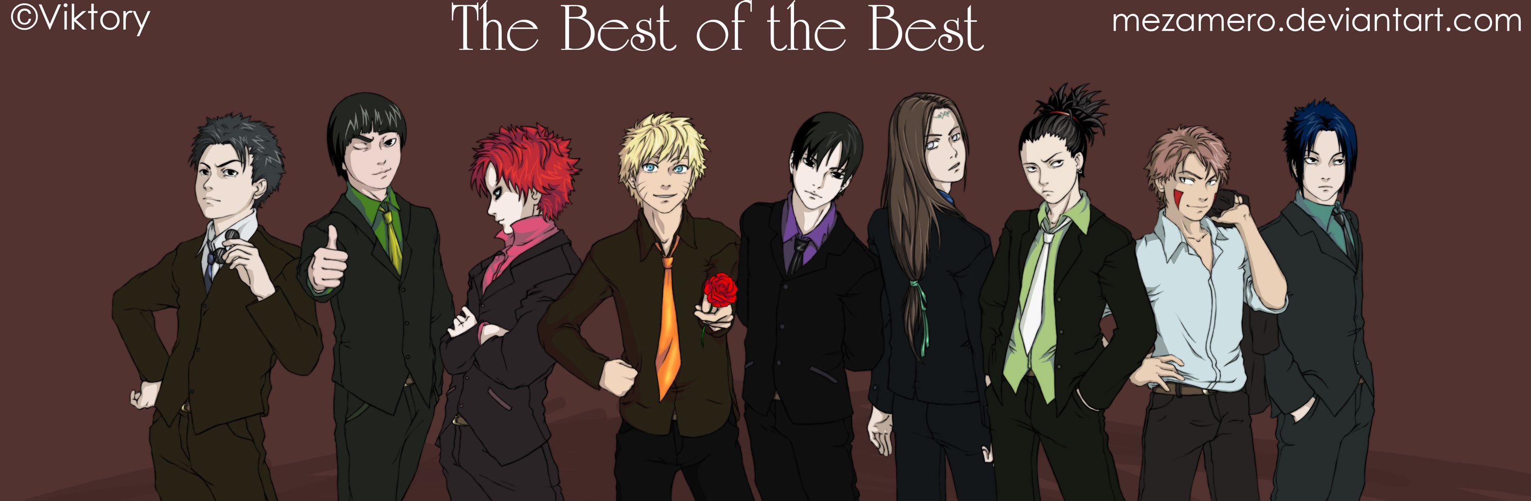 The Best of The Best by Mezamero