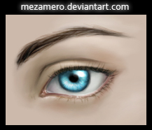 The Eye by Mezamero