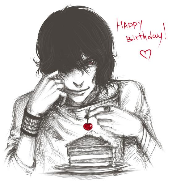 Flexo: Happy Birthday by Mezamero