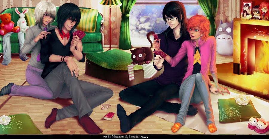 The game by Mezamero