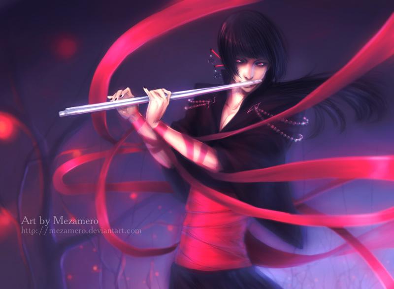 Music Spirit by Mezamero