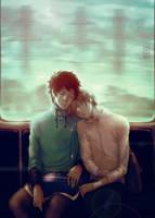 A fading lullaby by Mezamero