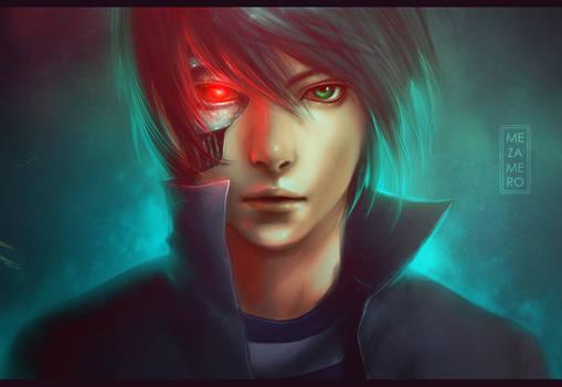 Kaizou, the cyborg