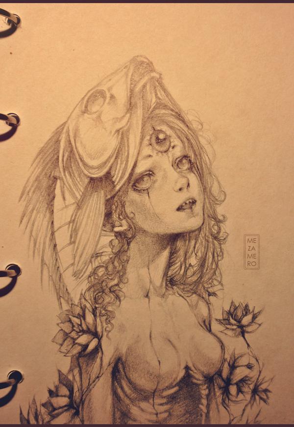 Fisheye by Mezamero
