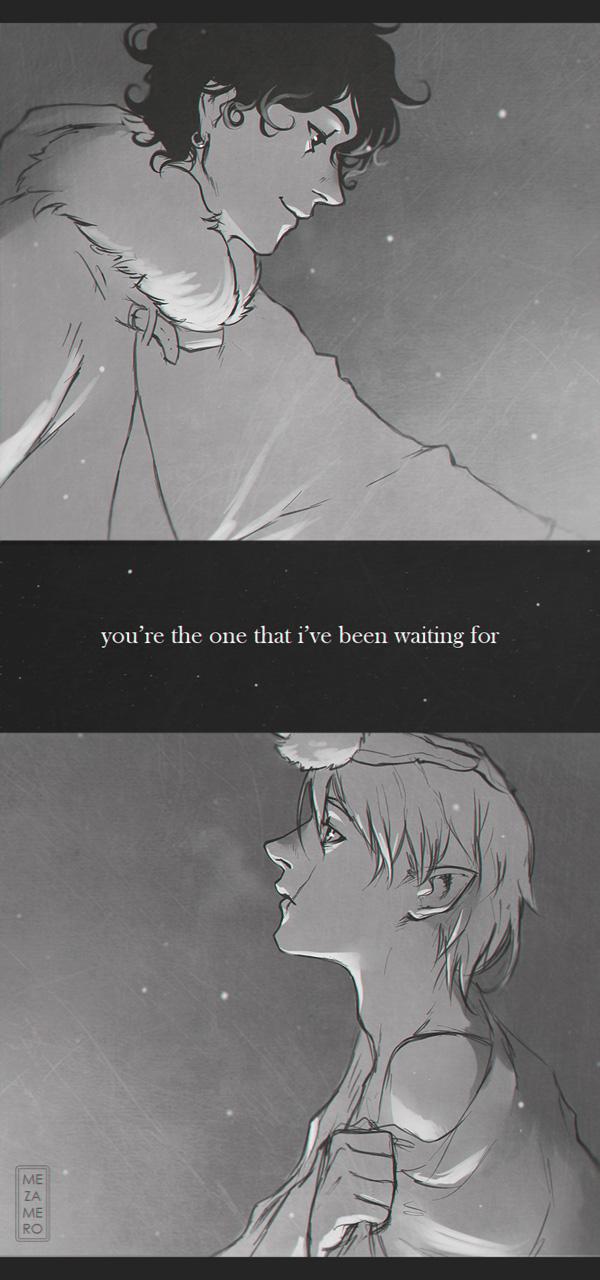 You're the one by Mezamero