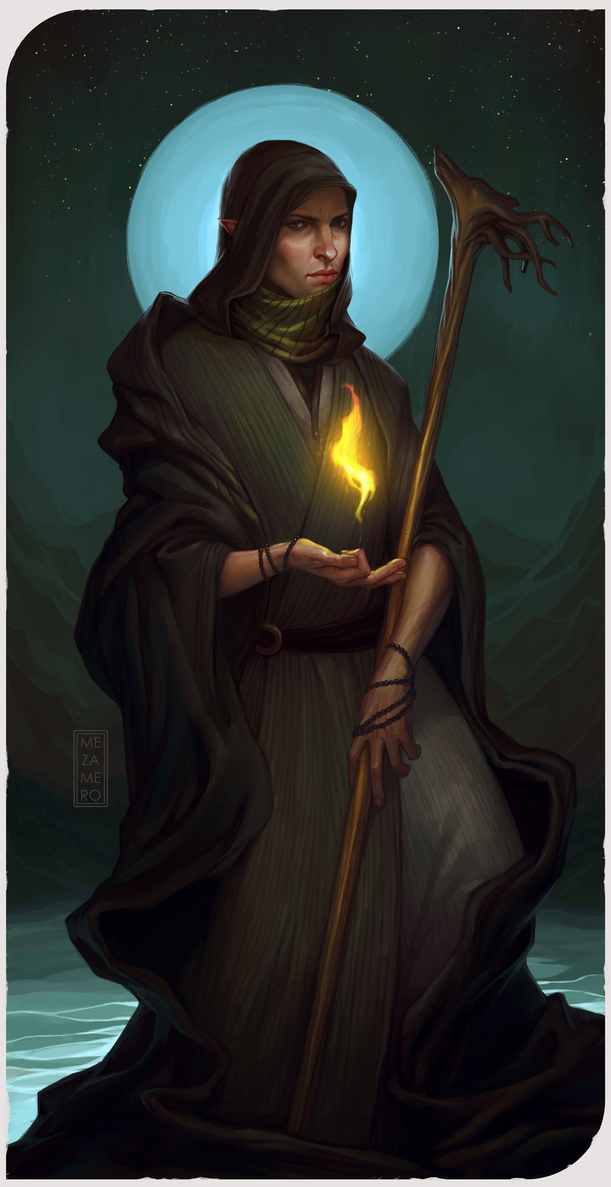 The Hermit Tarot Card Meaning In Readings Isolation: Oh God, I'm So Tired