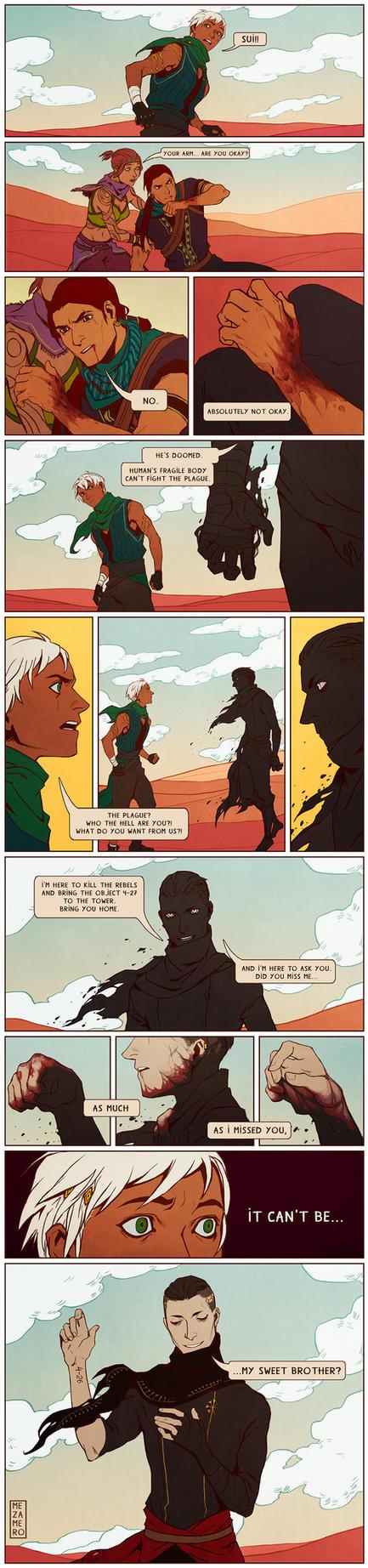 Random page by Mezamero