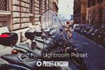 Free Bold Film Lightroom Preset