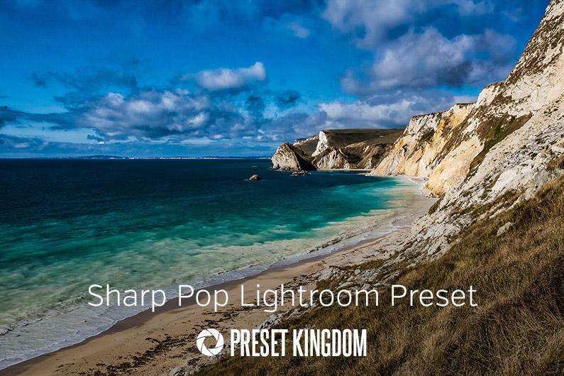 Free Sharp Pop Lightroom Preset by presetkingdom