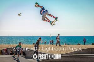 Free Vibrant Colors HDR Lightroom Preset by presetkingdom