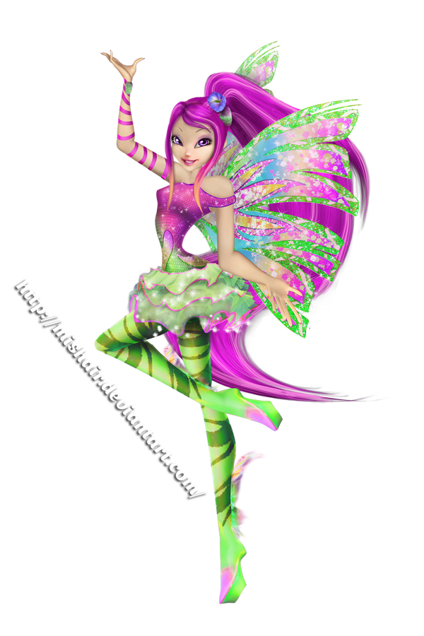 Roxy Sirenix CGI 3D by MishAir on DeviantArt
