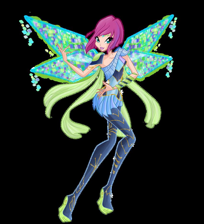 Tecna Bloomix by MishAir