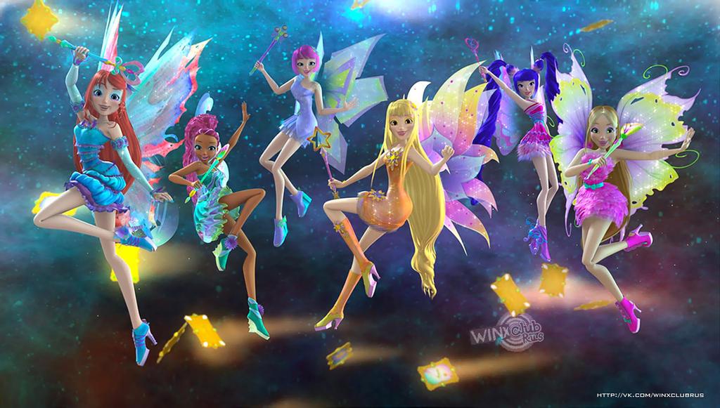 Mythix Winx Club 6 season by MishAir