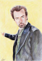 Edward Norton: The Illusionist by MeTheObscure