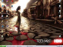 Rome Wallpaper by MeTheObscure