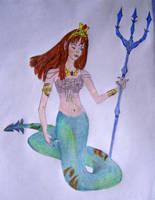 Naga Princess by MeTheObscure