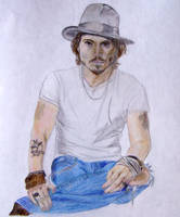 A_Johnny_Sketch by MeTheObscure
