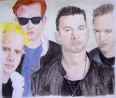 Depeche Mode_Violator by MeTheObscure