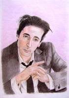 Adrien Brody by MeTheObscure