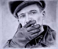 Ralph Fiennes II by MeTheObscure