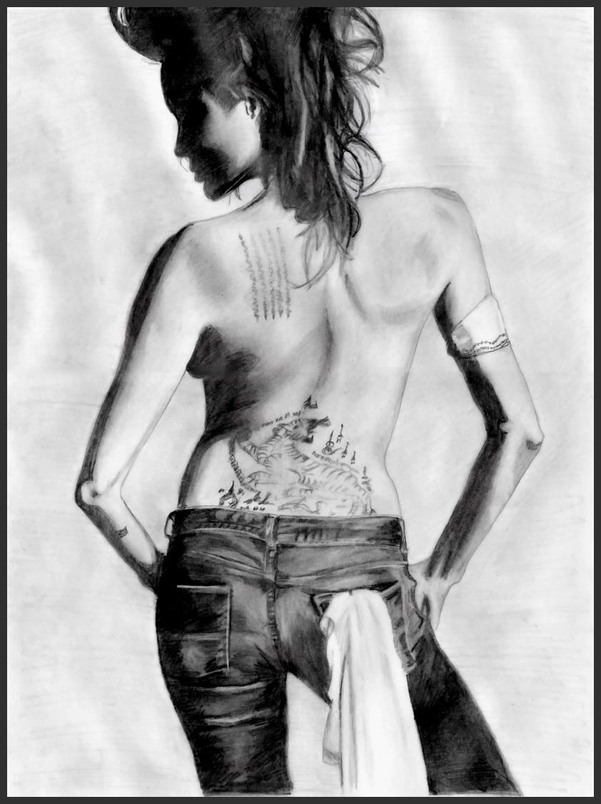 -Angelina's Tattoo- by MeTheObscure