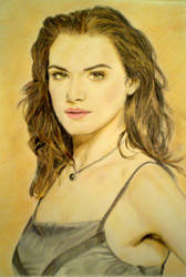 Rachel Weisz by MeTheObscure