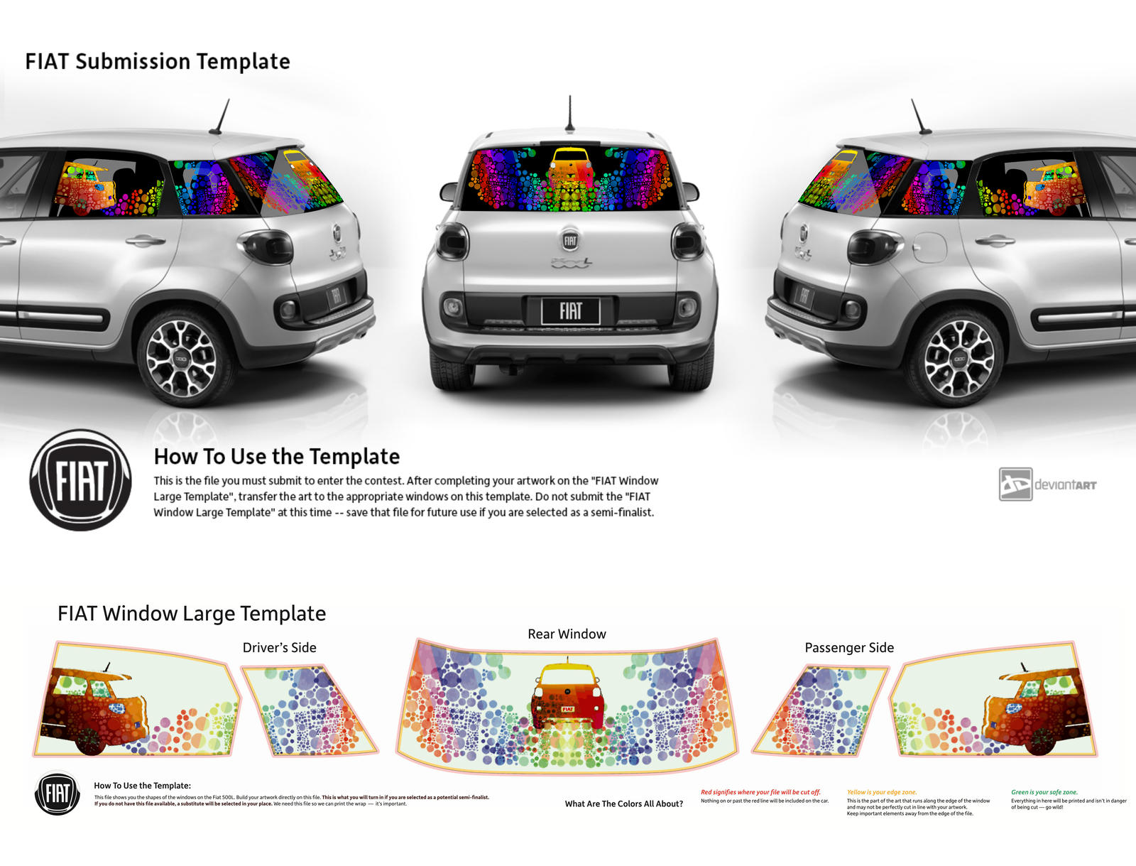 FIAT- Bubbling Rainbow Fuels by ABRAQIB94