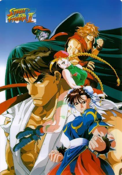 Street Fighter 2 Movie poster 07 by jecolandia on DeviantArt