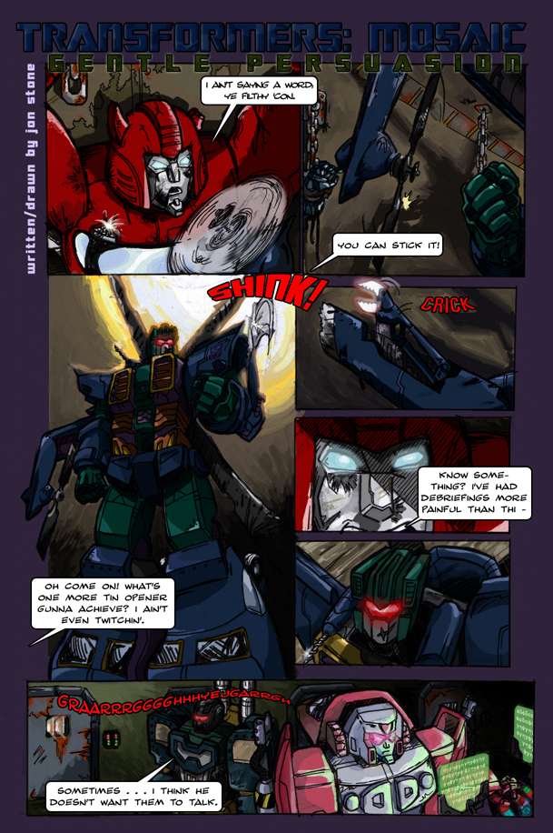 'Gentle Persuasion' by Transformers-Mosaic