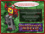Merry Christmas by Transformers-Mosaic