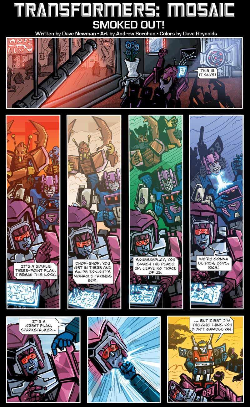 SMOKED OUT by Transformers-Mosaic