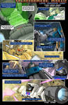 LIFE BECAME WAR by Transformers-Mosaic