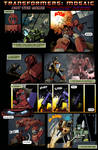 NOT THE SAME by Transformers-Mosaic