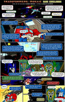 DARK CONCLUSION by Transformers-Mosaic
