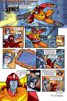 Dark Times Ahead by Transformers-Mosaic