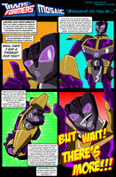 Brought to you by by Transformers-Mosaic
