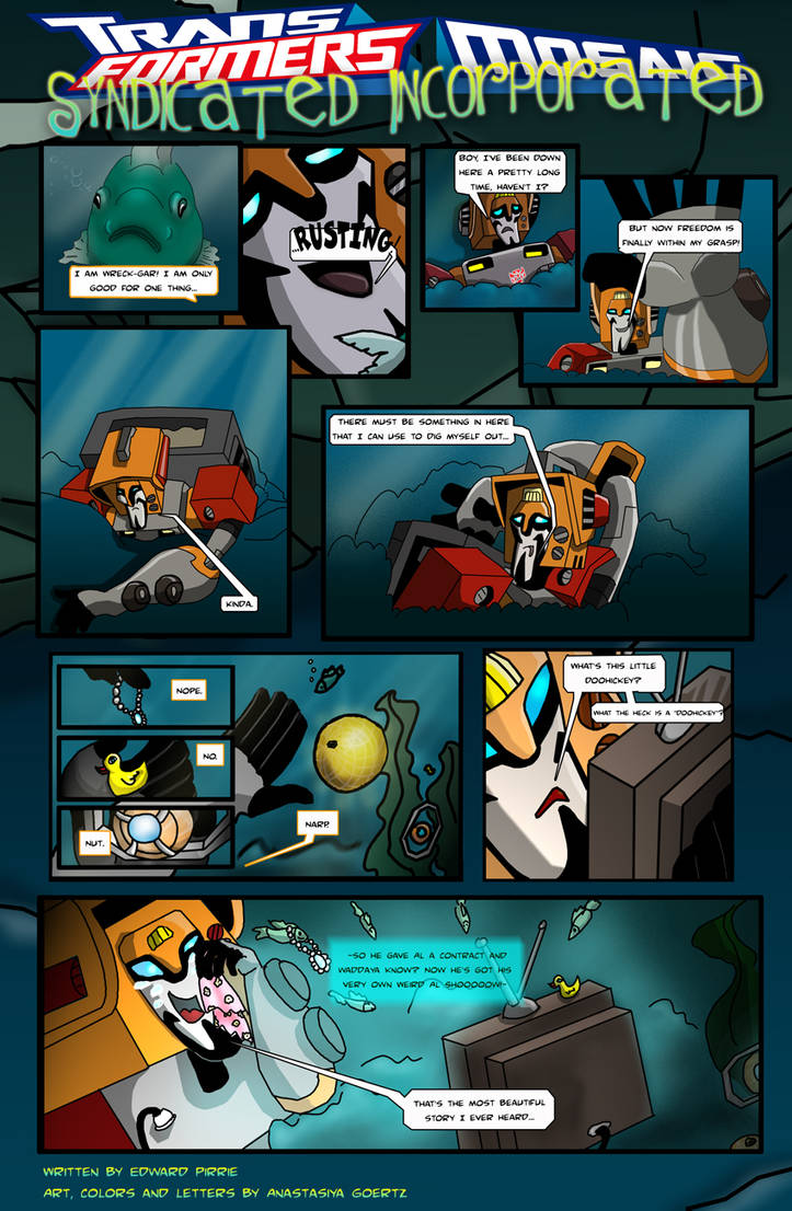 Syndicated Incorporated by Transformers-Mosaic