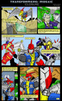 Closure by Transformers-Mosaic