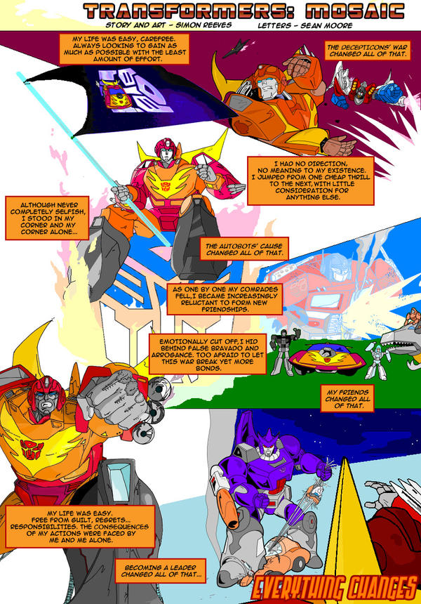 Everything Changes by Transformers-Mosaic