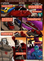 Wavering by Transformers-Mosaic