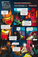 No Conflict by Transformers-Mosaic