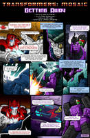 Getting Away by Transformers-Mosaic