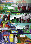Heart of Cybertron by Transformers-Mosaic