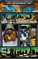 The Last Sentinel by Transformers-Mosaic
