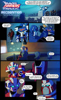 Recognition by Transformers-Mosaic