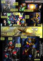 Heroes by Transformers-Mosaic