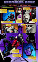 The First Betrayal by Transformers-Mosaic