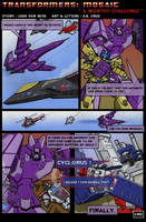 A Worthy Challenge by Transformers-Mosaic